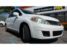 2008 Nissan Versa 1.8 S 4A Sedan - 366159C - Thumbnail 6