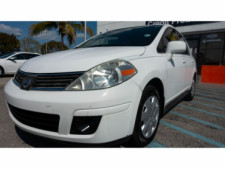 2008 Nissan Versa 1.8 S 4A Sedan - 366159C - Thumbnail 11