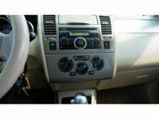 2008 Nissan Versa 1.8 S 4A Sedan - 366159C - Thumbnail 20