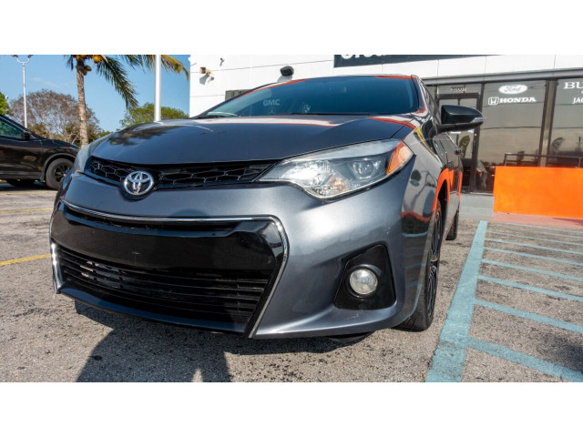 2015 Toyota Corolla S Sedan - 472177N - Image 7