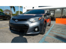 2015 Toyota Corolla S Sedan - 472177N - Thumbnail 8