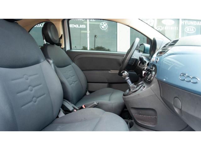 2013 FIAT 500 Pop Hatchback - 528735N - Image 25