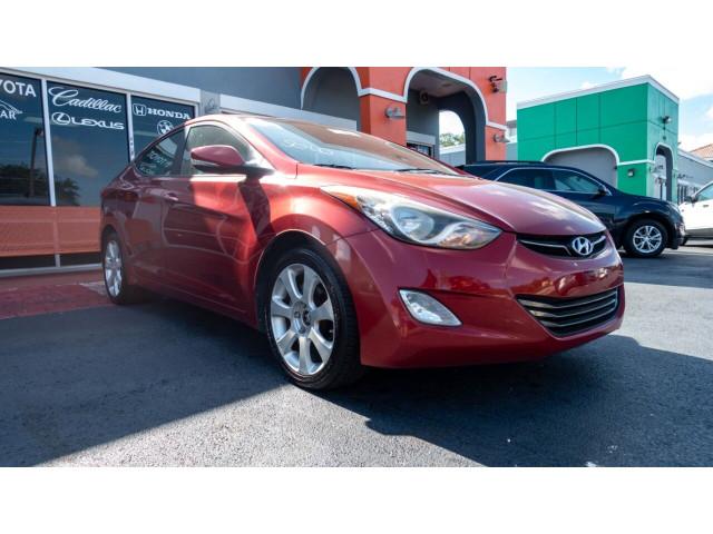 2012 Hyundai Elantra Limited Sedan - 223860N - Image 3