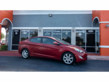 2012 Hyundai Elantra Limited Sedan - 223860N - Thumbnail 1