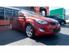2012 Hyundai Elantra Limited Sedan - 223860N - Thumbnail 3