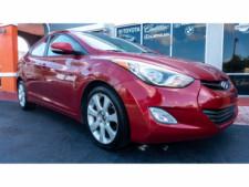2012 Hyundai Elantra Limited Sedan - 223860N - Thumbnail 4