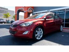 2012 Hyundai Elantra Limited Sedan - 223860N - Thumbnail 8