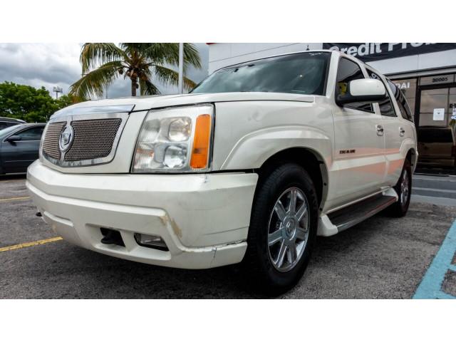 2002 Cadillac Escalade Base 2WD SUV - 243444C - Image 8