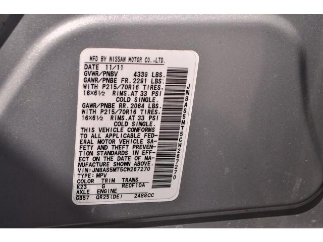 2012 Nissan Rogue 4D Sport Utility - 203511F - Image 20