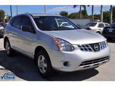 2012 Nissan Rogue  4D Sport Utility  - 203511F - Image 1