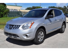 2012 Nissan Rogue 4D Sport Utility - 203511F - Thumbnail 3