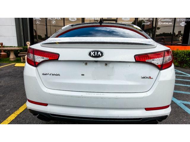 2013 Kia Optima SXL Sedan - 143076 - Image 12