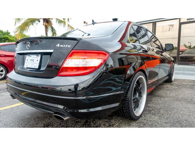 2008 Mercedes-Benz C-Class C 300 Luxury 4MATIC Sedan - 052393C - Image 11