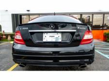 2008 Mercedes-Benz C-Class C 300 Luxury 4MATIC Sedan - 052393C - Thumbnail 10