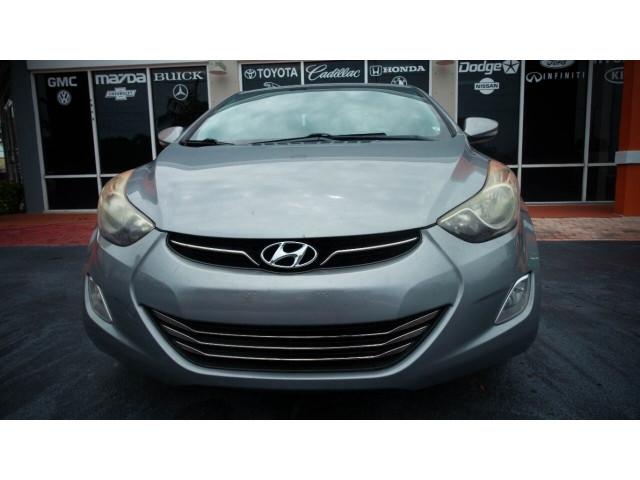 2013 Hyundai Elantra Limited Sedan - 782042A - Image 5