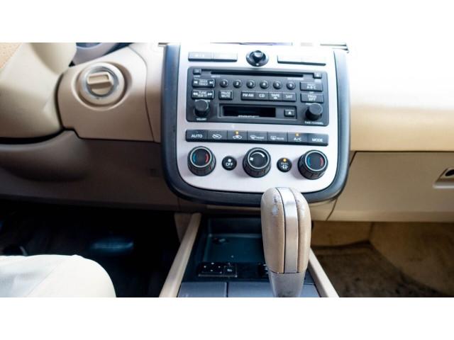 2005 Nissan Murano SL SUV - 307161C - Image 14