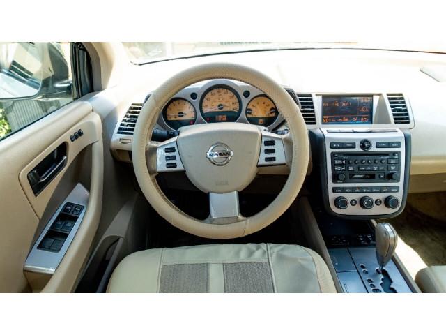 2005 Nissan Murano SL SUV - 307161C - Image 27