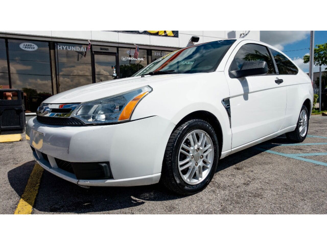 2008 Ford Focus SE Coupe - 193886C - Image 7