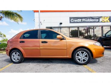 2007 Suzuki Reno Base w/ABS (2L I4 4A) Hatchback - 606932C - Image 1