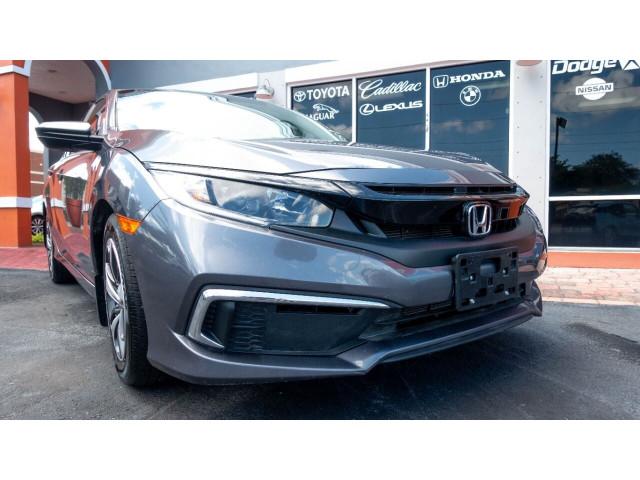 2020 Honda Civic LX Sedan - 001090 - Image 4