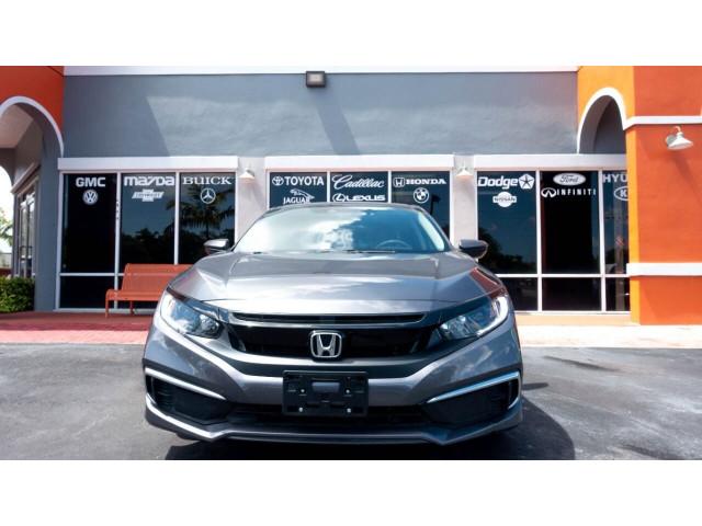 2020 Honda Civic LX Sedan - 001090 - Image 5