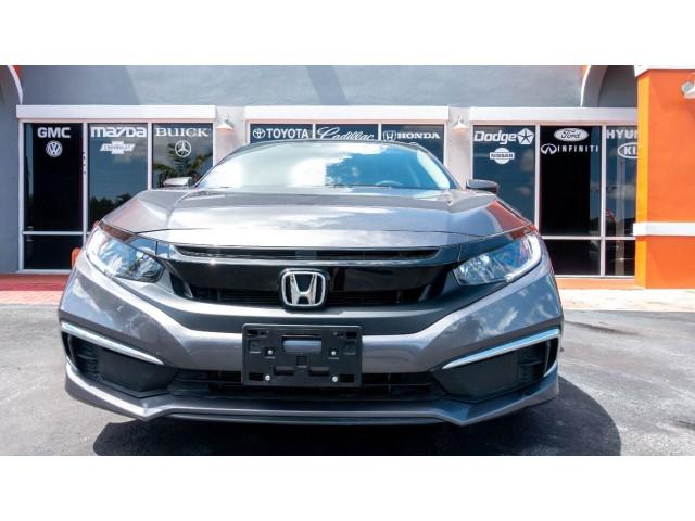 2020 Honda Civic LX Sedan - 001090 - Image 6