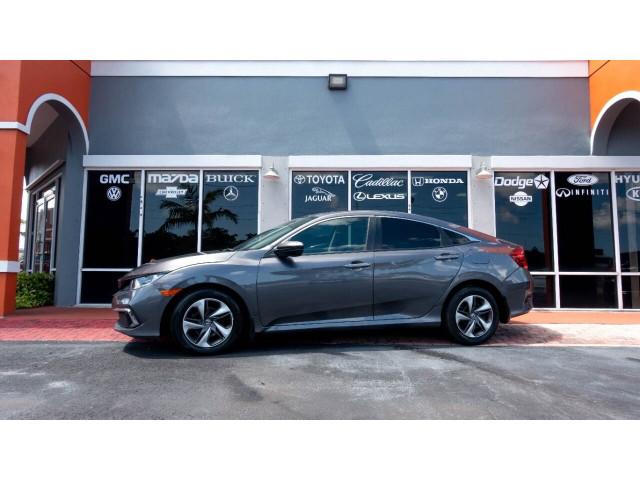 2020 Honda Civic LX Sedan - 001090 - Image 8