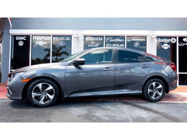 2020 Honda Civic LX Sedan - 001090 - Image 9