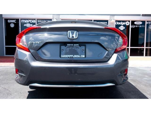 2020 Honda Civic LX Sedan - 001090 - Image 11