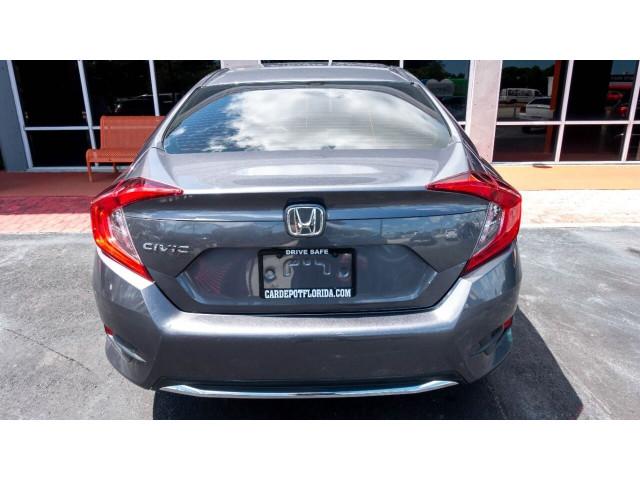 2020 Honda Civic LX Sedan - 001090 - Image 12