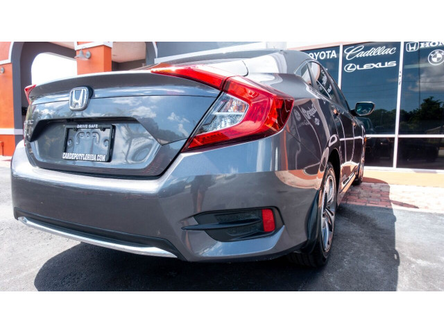 2020 Honda Civic LX Sedan - 001090 - Image 13