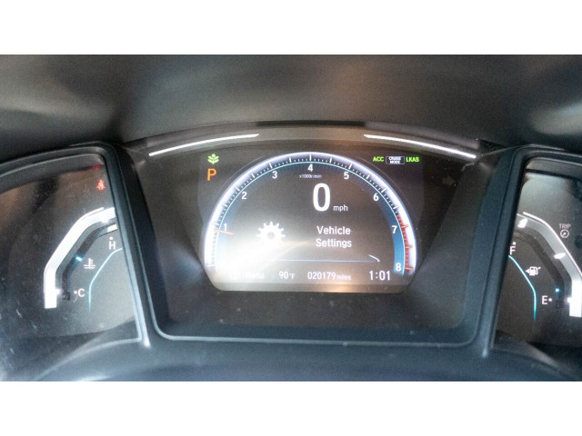 2020 Honda Civic LX Sedan - 001090 - Image 25