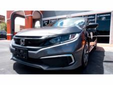 2020 Honda Civic LX Sedan - 001090 - Thumbnail 7