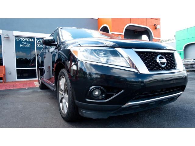 2013 Nissan Pathfinder Platinum 4x4 SUV - 636056 - Image 5