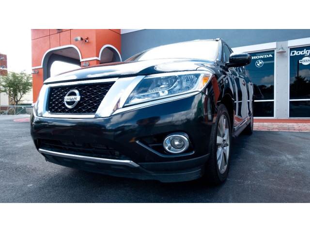2013 Nissan Pathfinder Platinum 4x4 SUV - 636056 - Image 7