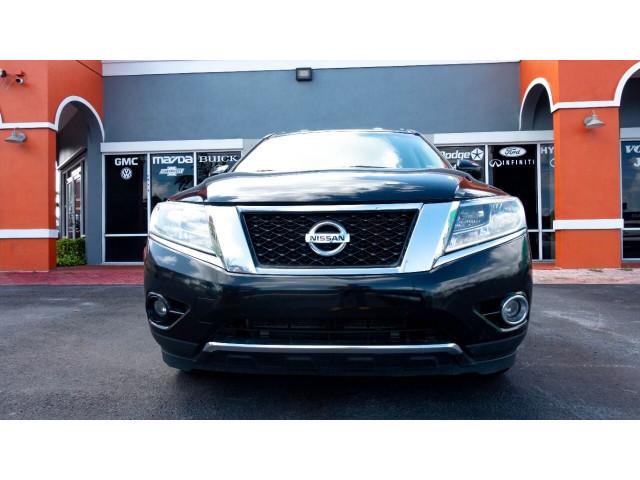 2013 Nissan Pathfinder Platinum 4x4 SUV - 636056 - Image 8
