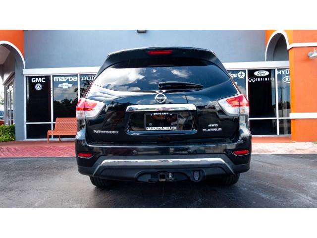 2013 Nissan Pathfinder Platinum 4x4 SUV - 636056 - Image 9
