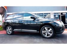 2013 Nissan Pathfinder Platinum 4x4 SUV - 636056 - Thumbnail 2