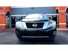 2013 Nissan Pathfinder Platinum 4x4 SUV - 636056 - Thumbnail 8