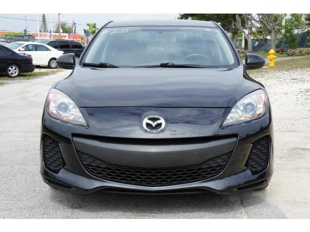 2012 Mazda Mazda3 Touring 4D Sedan  - 203571F - Image 2