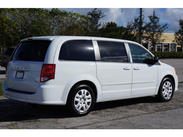 2014 Dodge Grand Caravan  4D Passenger Van  - 203609F - Image 7