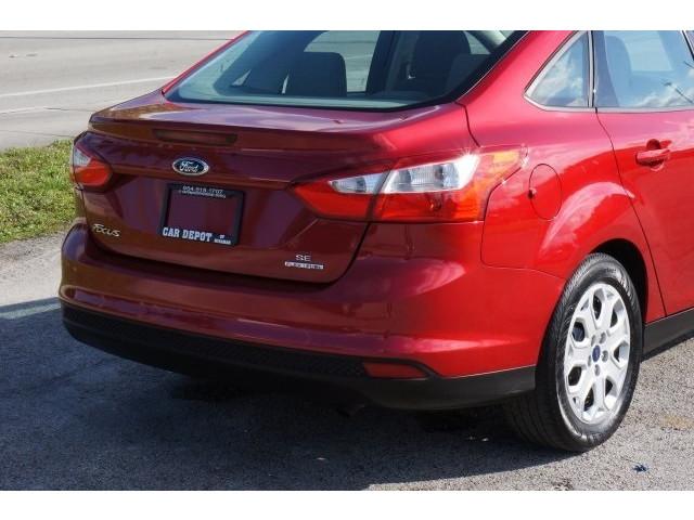 2012 Ford Focus 4D Sedan - 203611F - Image 12