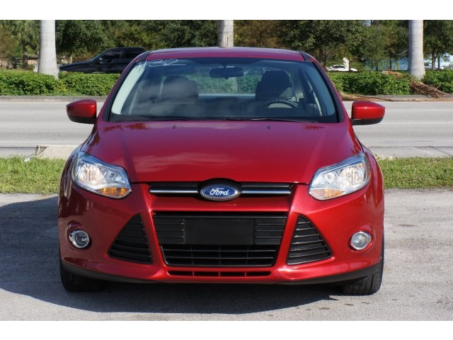 2012 Ford Focus 4D Sedan - 203611F - Image 2