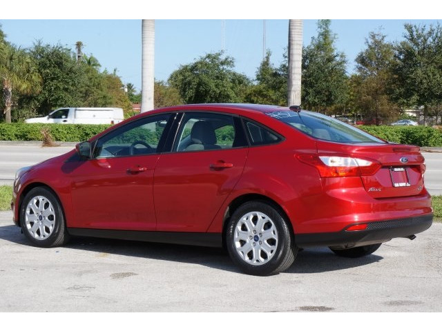 2012 Ford Focus 4D Sedan - 203611F - Image 5