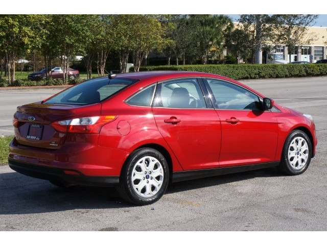 2012 Ford Focus 4D Sedan - 203611F - Image 7