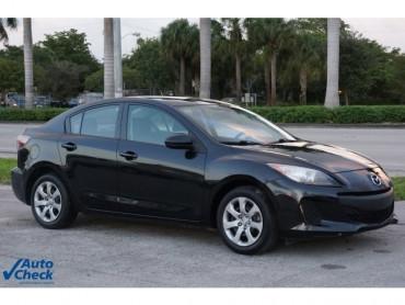 2013 Mazda Mazda3 SV 4D Sedan - 203572F - Image 1