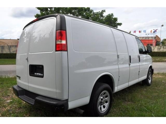 2013 Chevrolet Express Van G1500 Cargo 3D Cargo Van  - 203569F - Image 5