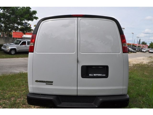 2013 Chevrolet Express Van G1500 Cargo 3D Cargo Van  - 203569F - Image 6