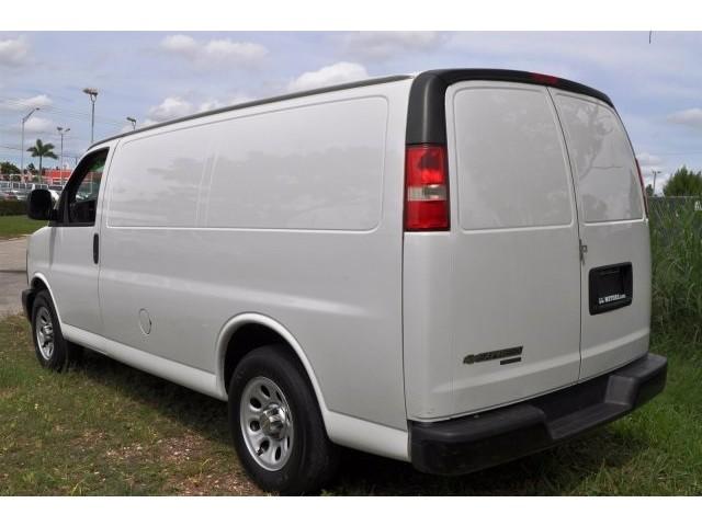2013 Chevrolet Express Van G1500 Cargo 3D Cargo Van  - 203569F - Image 7