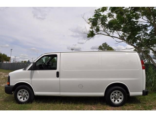 2013 Chevrolet Express Van G1500 Cargo 3D Cargo Van  - 203569F - Image 8